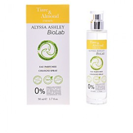 BIOLAB TIARE & ALMOND eau parfumée Alyssa Ashley